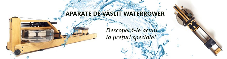 Aparate de vaslit Waterrower