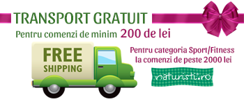 Livrare gratuita pe naturisti.ro
