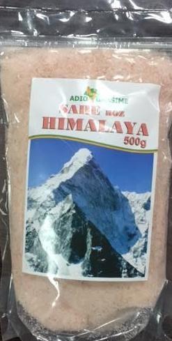 Sare roz de Himalaya 500g