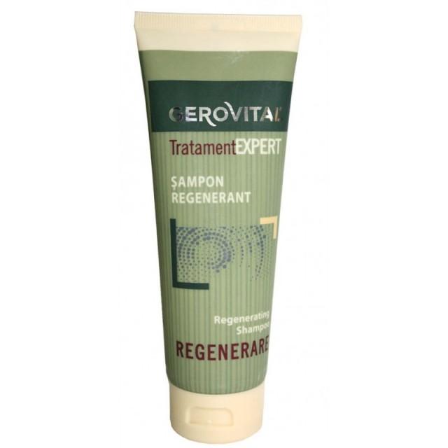 Sampon regenerant - 125 ml - Gerovital
