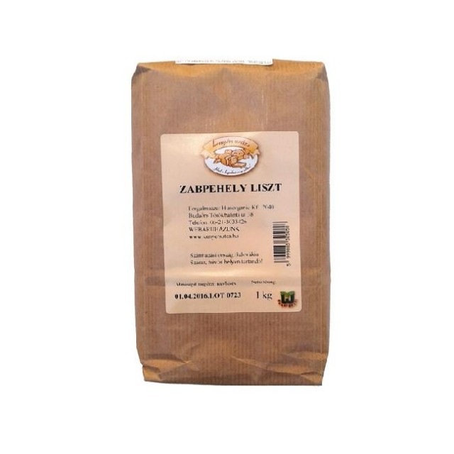 Faina de ovaz - 1 kg - Kenyervarazs