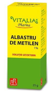 Albastru de Metil leac minune - Farmacia Silva