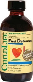 First Defense - 118.50ml - ChildLife Essentials