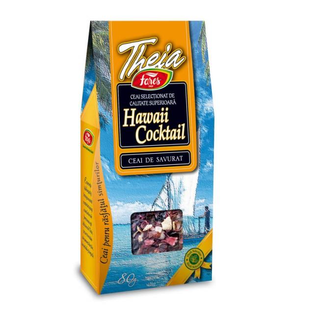 Ceai Theia Hawaii cocktail - 80 gr Fares