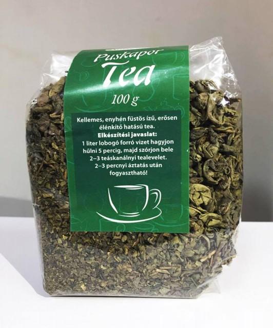 o fi bun ceaiul verde chinezesc?!