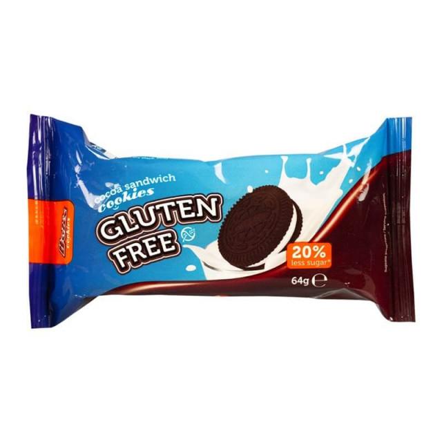 Biscuiti fara gluten Bob Foods - 64 g