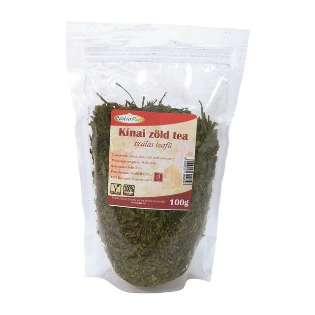 Ceai verde chinezesc slabeste