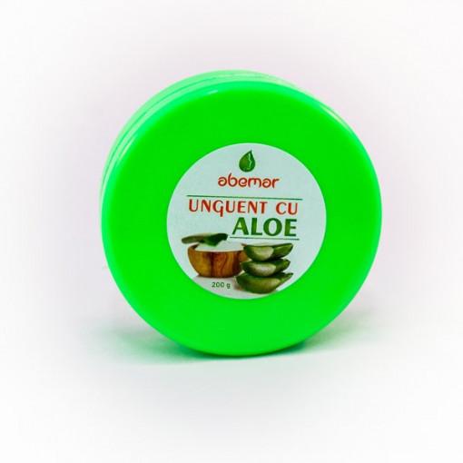 Unguent cu aloe - 50 g