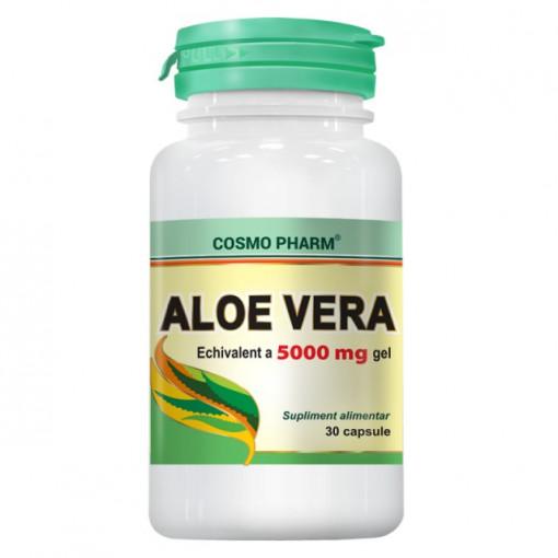 Aloe Vera - 30 cps