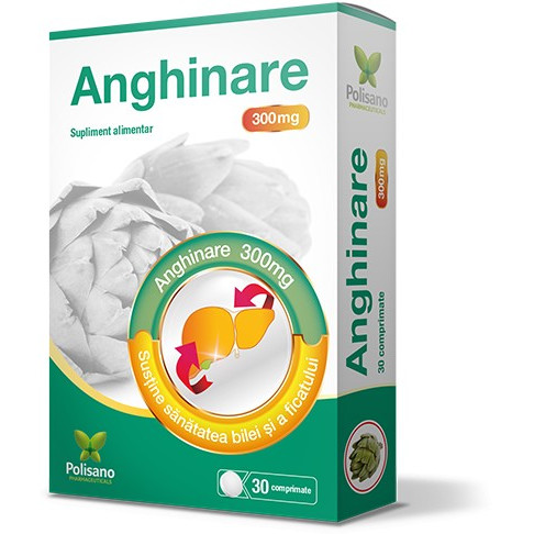 Poze Anghinare 300mg - 30 cps