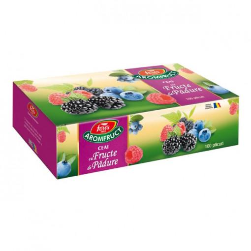 Aromfruct ceai cu fructe de padure - 100 pl Fares