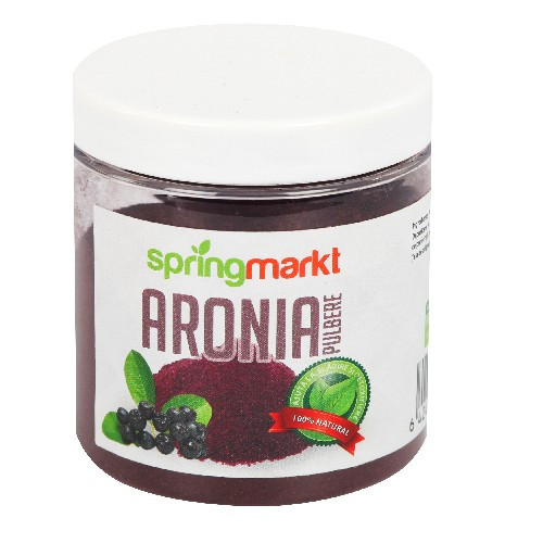 Poze Aronia Pulbere - 100 g