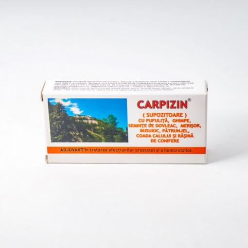 Carpizin Supozitoare 1.5 g - 10 buc
