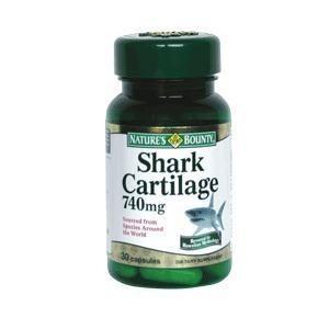 Cartilaj de rechin 740mg - 30 cps