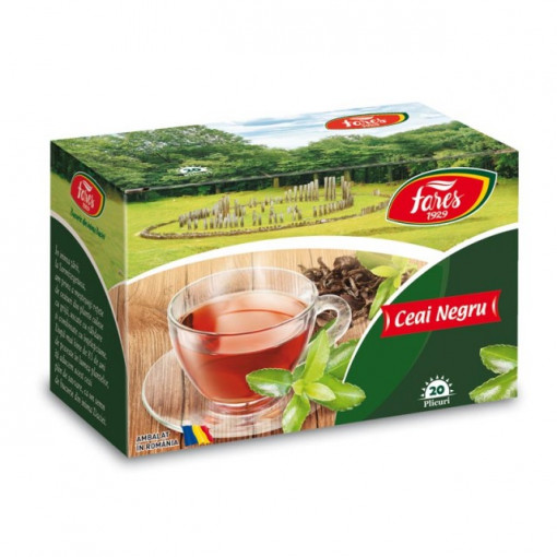 Ceai Negru - 20 pl Fares