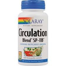 Poze Circulation Blend - 100 capsule vegetale