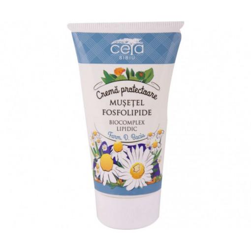 Crema protectoare cu extract de musetel si fosfolipide - 50 ml
