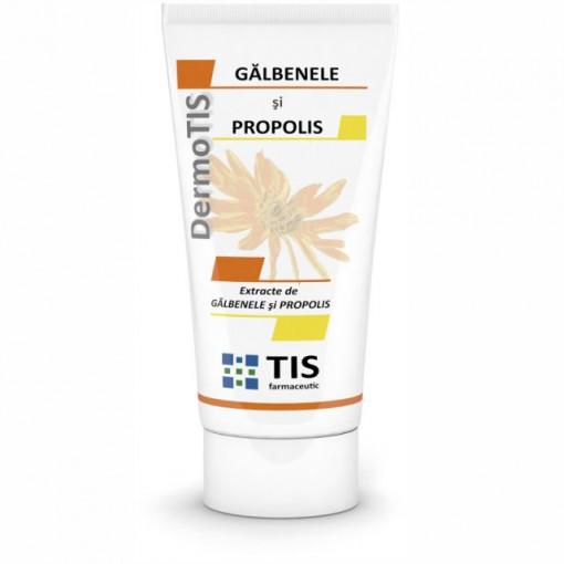 Dermotis cu galbenele si propolis - 50 g