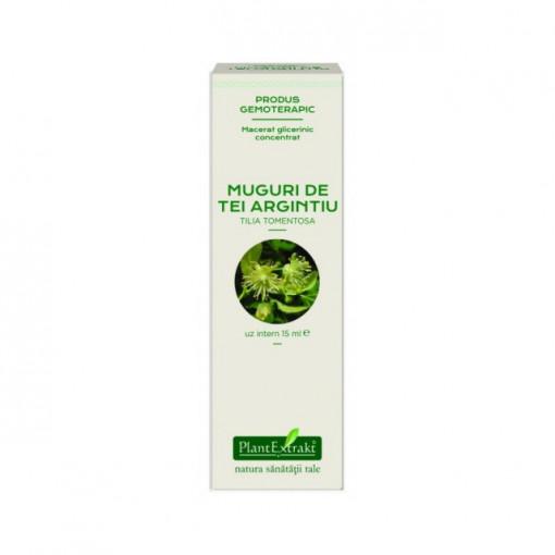 Extract concentrat din muguri de tei argintiu (TILIA TOMENT.)