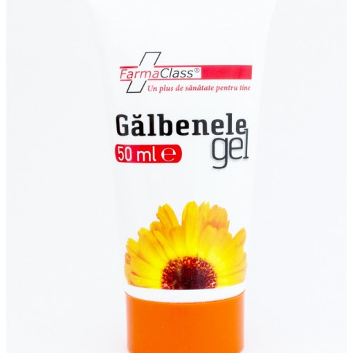 Galbenele gel - 50 ml