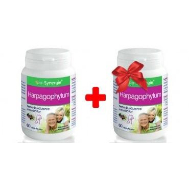 Harpagophytum - 60 cps 1+1 Gratis