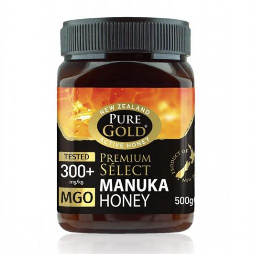 Miere Manuka Gold MGO 300+ - 500 g
