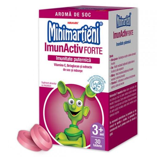 Minimartieni ImunActiv Forte - 30 cps