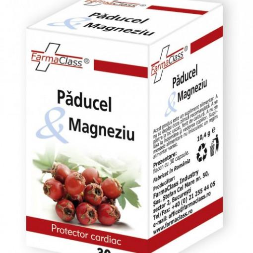 Paducel & Magneziu - 30 cps