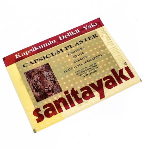 Plasture antireumatic cu ardei iute - 1 buc Sanitayaki