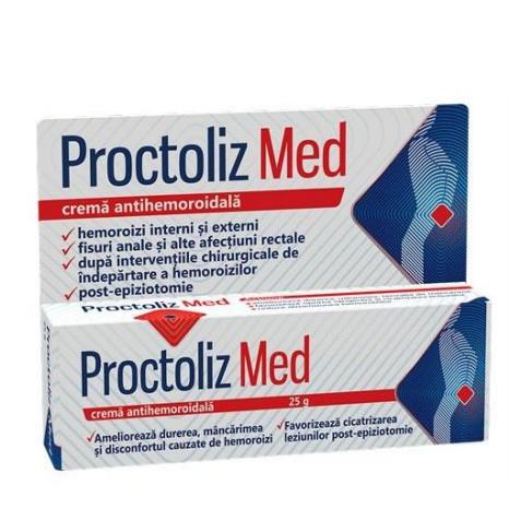 Proctoliz Med Crema - 25 g