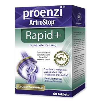 Proenzi ArtroStop Rapid+ - 60 tbl
