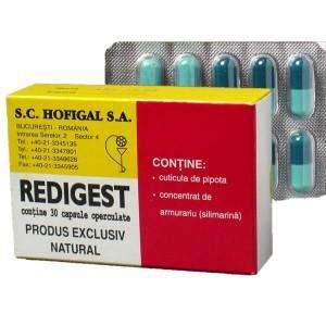Redigest Hofigal - 50 capsule