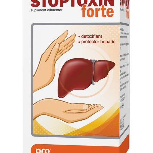 Stoptoxin Forte - 30 cps