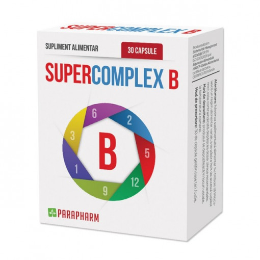 Super Complex B - 30 cps