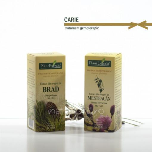 Tratament naturist - Carie (pachet)