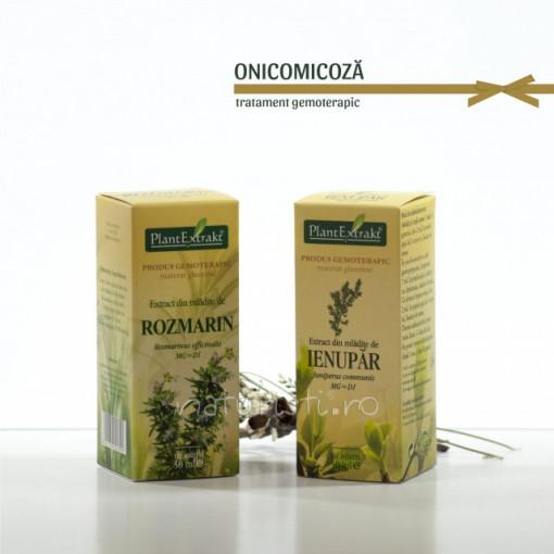 Tratament naturist - Onicomicoza (pachet)