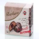 Turta dulce umpluta in glazura de ciocolata - 150 g - Barbara