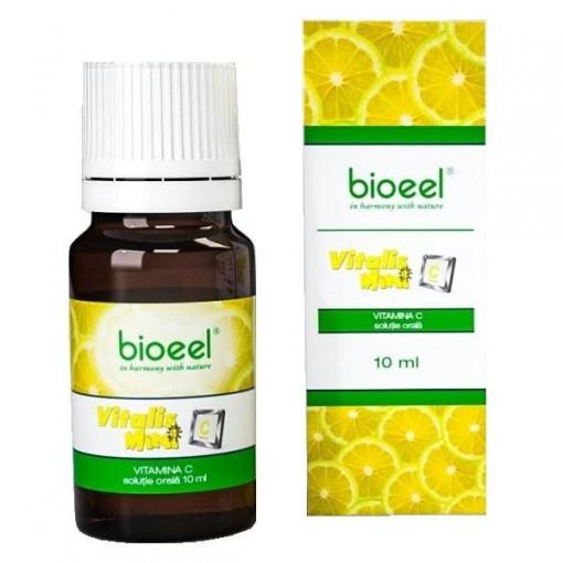 Vitalis Mini vitamina C - 10 ml Bioeel