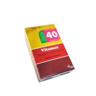 Vitamax - 15 capsule moi 1+1 (40% reducere la al 2-lea produs)