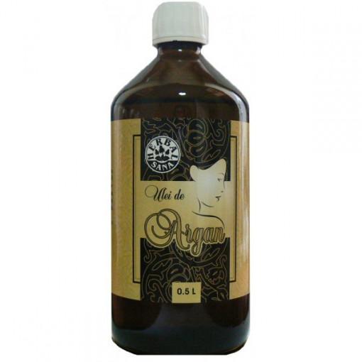 Ulei de Argan presat la rece - 500 ml