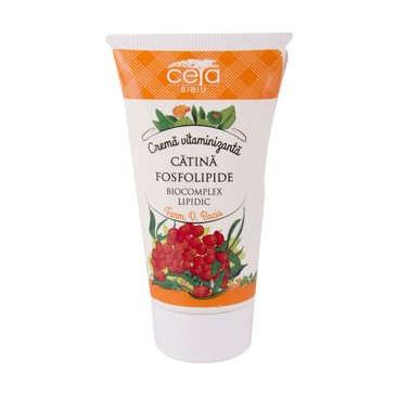 Crema vitaminizanta cu extract de catina si fosfolipide - 50 ml
