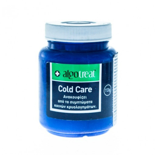 Poze Algotreat Cold Care Gel Raceala si Gripa  - 113 g