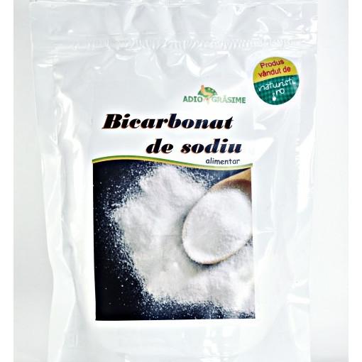 Bicarbonat de sodiu alimentar - 500 g AG