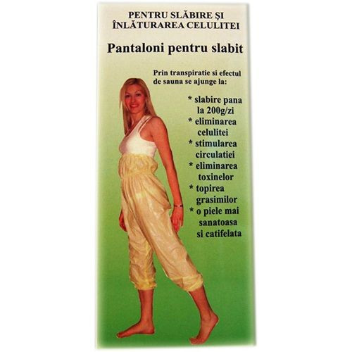 Biomed Slip Pantaloni pentru slabit - marimea XL