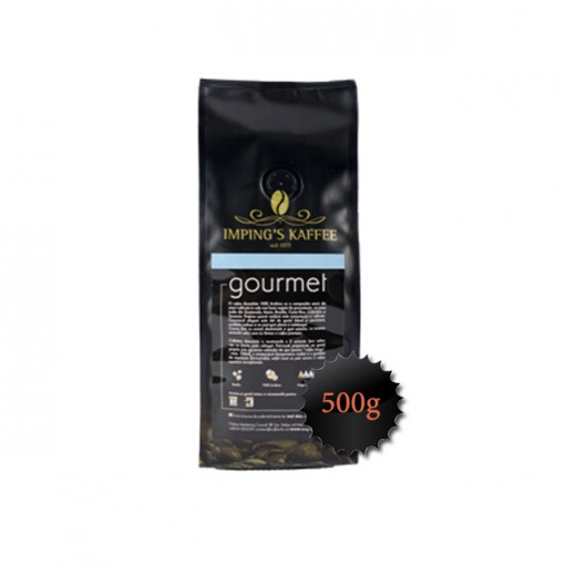 Cafea boabe Gourmet 500g