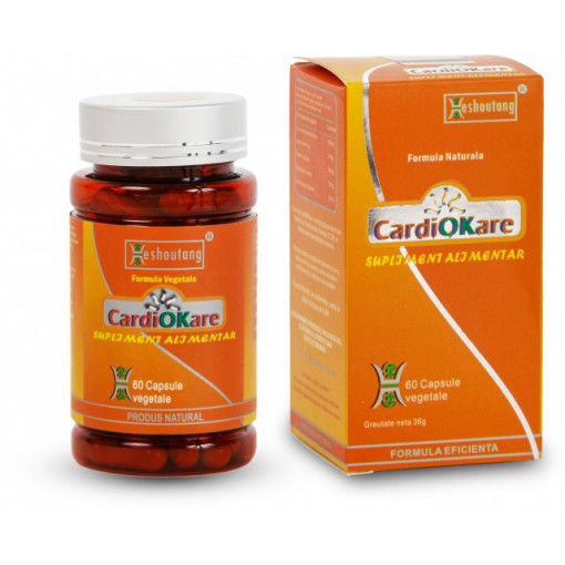 CardioKare - 60 cps