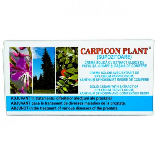 Carpicon Plant Supozitoare 1 g - 10 buc