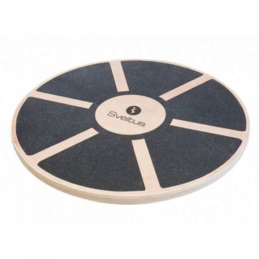 Disc pentru balans din lemn
