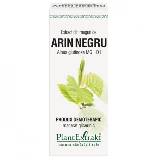 Extract din muguri de arin negru 50 ml (ALNUS GLUTINOSA)