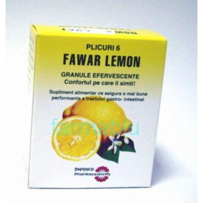 Fawar Lemon 6 pl.